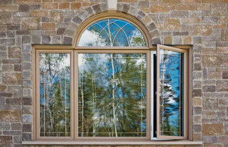 Fen tre de pvc architecturale vaillancourt for Fenetre lepage millwork