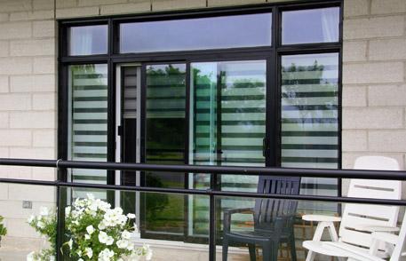 Porte patio de pvc lepage millwork for Porte patio 8 pieds