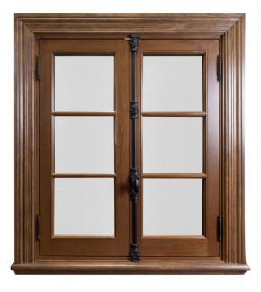 Porte de bois et fen tre de bois qu bec menuiserie delisle for Fenetre a guillotine en bois